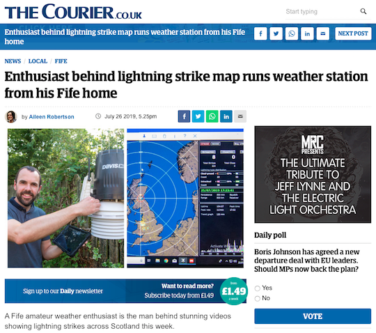 20190726 fifecourier lightning detect article screengrab