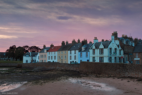 Anstruther gloaming