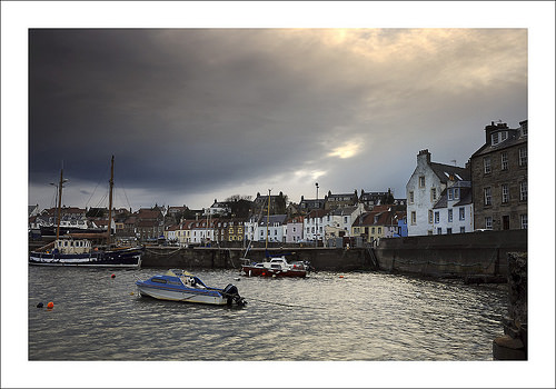 Evening Light, St Monans